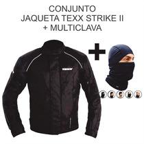Jaqueta Texx Strike Ii + Multiclava