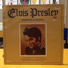 Elvis Presley Inspirations Gospel Coletanea Import Lp Vinil