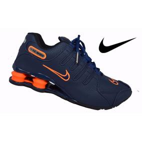 Nike Shox Nz Original Na Caixa Frete Gratis