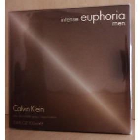 Euphoria Men Intense Edt 100 Ml Ck - Original