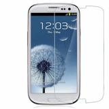 Lamina Protectora Transparente Para Samsung S3 (remate).