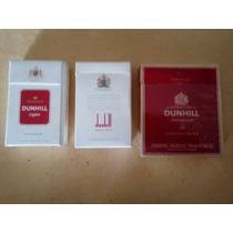 Lote 3 Dunhill Inglesas Decada Del 80 Impecables!!
