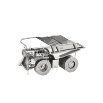 Rompecabezas Metalico 3d Camion Minero - Fascinations