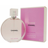 Chanel Chance Eau Tendre Edt 100 Ml Feminino Lacrado.