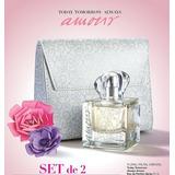 Today Amour Perfume Avon+porta Cosmeticos!t/la Vie Est Belle