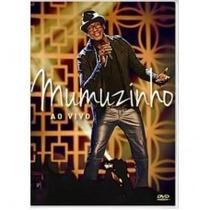 Dvd Mumuzinho - Ao Vivo
