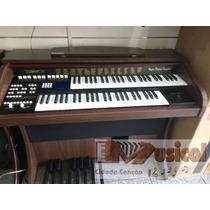 Orgão Eletrônico Digital Acordes Fosco Ax 100 Modelo Novo