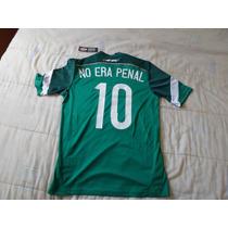 Jersey No Era Penal Selección Mexicana 2014 Original Adidas