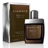 Alliance Tobacco Vanille By Carlos Benaim Edt 80ml