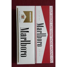 Cigarrillos Importados Marlboro