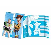 Convite De Aniversário Toy Story 08 Unidades