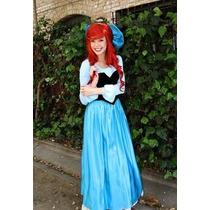 Disfraz Princesa Ariel Adulto