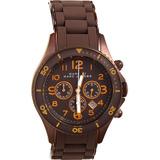 Marc Jacobs Mbm3122 Brown Rock Señoras Reloj - Brown Dial