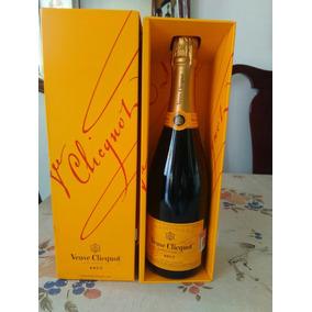 Champagne Vueve Clicquot