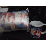 Pack Duo One Direction,almohada+taza!!!!!!!!!!!!!!!!!