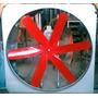 Extractor De Aire, Ventilador Helice 6 Aspas, 1.5 Hp