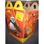 Cajita Feliz Mc Donalds Kung Fu Panda