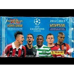 Envelope Adrenalyn Up Date Champions League 2012/13