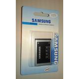 Bateria Samsung F275 5620 /gt-s5620 B3410 B5310 Corby- Moron