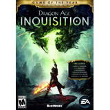 Dragon Age Inquisition Game Of The Year - Pc Digital