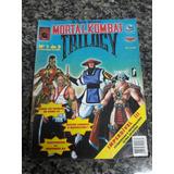 Guia Oficial Mortal Kombat Trilogy N. 1 De 3 Colecione
