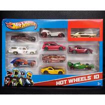 Carros Hot Wheels Originales Metálicos Colección Hotwheels