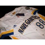 Camisa Navegantes Del Magallanes Blanca