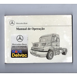 Manual Caminhoes Mercedes Benz 1632 1634 1938 2638