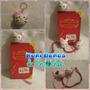 Separador De Libro Tejido A Crochet: Hello Kitty