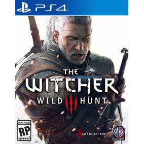 The Witcher Wild Hunt 3 Ps4 Juga Con Tu Usuario