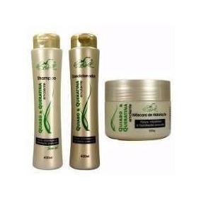 12 Shampoo 12 Condicionador 12 Mascaras Quiabo Belkit+brinde