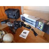 Camara Nikon D90 Con Accesorios