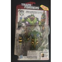 Transformers Predacon Waspinator (con Comic Book)