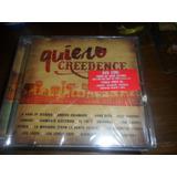 Cd Quiero Creedence Cd Y Dvd Nuevo