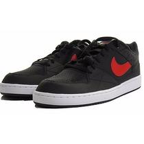 Zapatillas Nike Priority Low Sb Hombres Cuero 641894-060