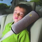 Capa Protetora Cinto De Segurança Infantil Automotivo Cinza