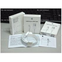 Cable Cargador Apple Iphone Ipad Ipod 5 5c 5s 6 6s 7