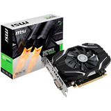 Tarjeta Video Msi Geforce Gtx 1050ti 4gb Ddr5 Tranza Uruguay