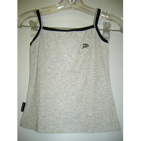 Stone Musculosa Gris Melange Talle S Chico.