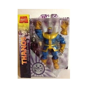 Thanos Marvel Select Thor Abominacion Deadpool Black Cat
