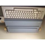 Máquina Datilografar Elétrica Olivetti - Funcionando