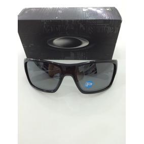4df3ee62f5 Óculos Solar Oakley Turbine Oo9263-08 65-17-132 Polarizado
