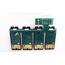 Chip Epson 124 De Sistema Continuo De Tinta Para Nx230,nx130