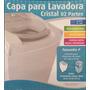 Capa Lavadora Roupa Brastemp Consul Mod Original 6/9kg Tam P