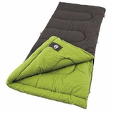 Bolsa De Dormir Duck Harbor Verde Sleeping Bag Coleman