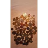 Oferta Lote De 198 Monedas De Colección De Varios Países