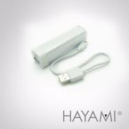 Power Bank 1800 Mah - Cargador Portátil - Hayami