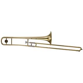 Trombone De Vara Wtbm35 Bb Laqueado - Michael