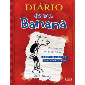 Diario De Um Banana Livro Ebook