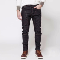 Pantalon Jean Con Protecciones De Kevlar Ls2 Top Racing Fox